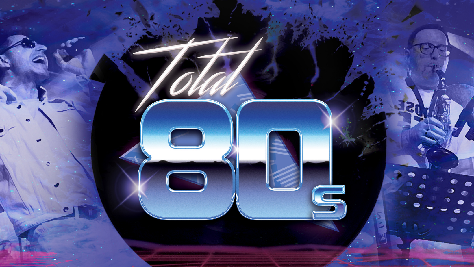 Total 80s logo