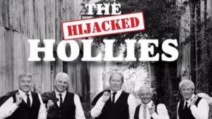 The Hijacked Hollies Logo