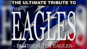 Band Logo on American Flag
